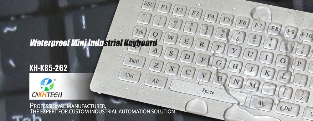 China best Industrial Metal Keyboard on sales