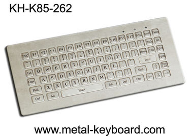 China 85 Keys Mini Industrial Metal Keyboard with dust - proof , anti - corrosive supplier