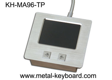 China High precision USB Interface Metal Industrial Touchpad with 2 Mouse Button supplier