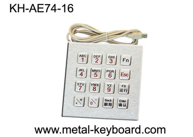 China Mini Full Function Computer Entry Keypad keypad 16 button for PC supplier