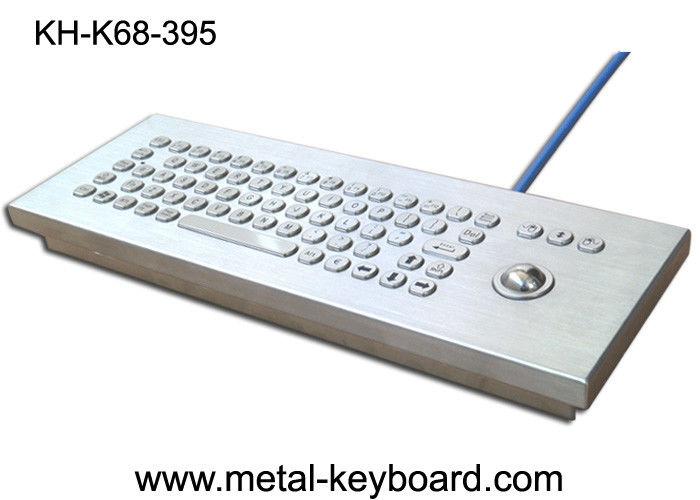 Ip65 Metal Rugged Keyboard
